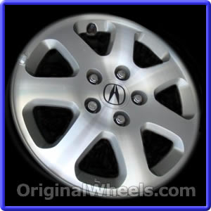 Oem 2002 Acura Cl Rims Used Factory Wheels From
