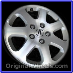 OEM Acura CL Rims Used Factory Wheels From OriginalWheelscom - Acura stock rims
