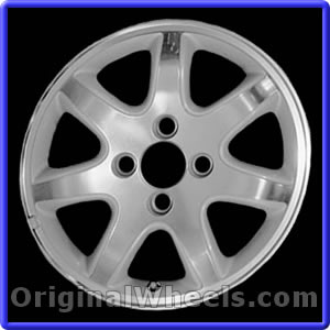 Acura on Oem 1999 Acura Cl Rims   Used Factory Wheels From Originalwheels Com
