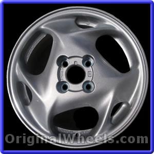 OEM Acura EL Rims Used Factory Wheels From OriginalWheelscom - Acura el rims