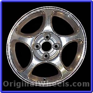 OEM 2002 Acura EL Rims - Used Factory Wheels from OriginalWheels.com