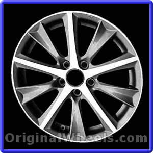 Oem 2014 Acura Ilx Rims Used Factory Wheels From
