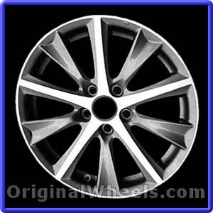 OEM Acura ILX Rims Used Factory Wheels From OriginalWheelscom - Acura ilx rims
