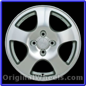 oem 1995 acura integra rims used factory wheels from