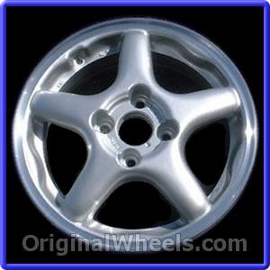1999 Acura Integra on Wheel Part Number 71686 1994 1999 Acura Integra Size 14