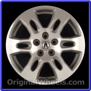 oem 2007 acura mdx rims used factory wheels from. Black Bedroom Furniture Sets. Home Design Ideas
