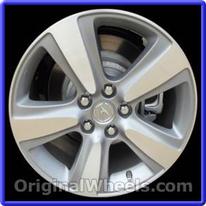 2010 Acura  on Oem 2012 Acura Mdx Rims   Used Factory Wheels From Originalwheels Com