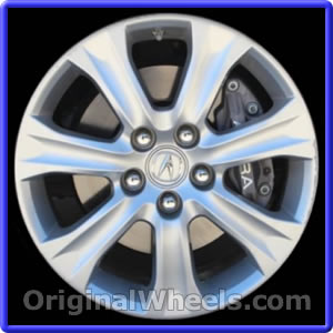 Oem 2010 Acura Rl Rims Used Factory Wheels From
