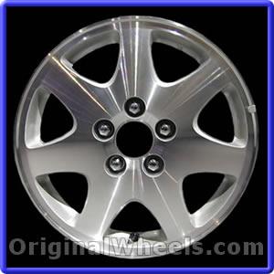 Acura on Oem 2002 Acura Rl Rims   Used Factory Wheels From Originalwheels Com