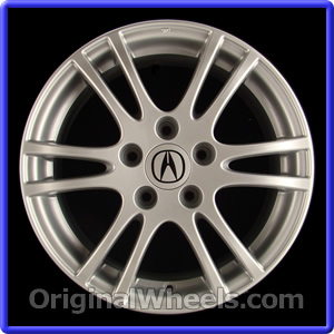 2002 Acura  on Oem 2006 Acura Rsx Rims   Used Factory Wheels From Originalwheels Com