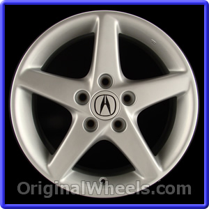 Acura  2002 on Oem 2004 Acura Rsx Rims   Used Factory Wheels From Originalwheels Com