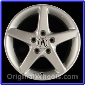 Acura  2002 on Oem 2004 Acura Rsx Rims   Used Factory Wheels From Originalwheels Com