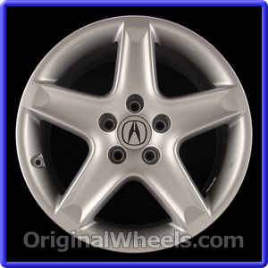 Oem 2004 Acura Tl Rims Used Factory Wheels From