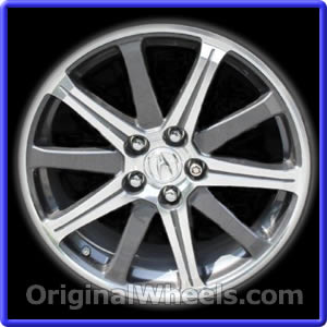 Oem 2012 Acura Tl Rims Used Factory Wheels From