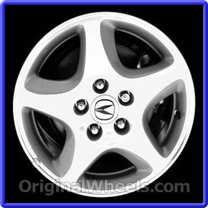 OEM Acura TL Rims Used Factory Wheels From OriginalWheelscom - 2002 acura tl rims
