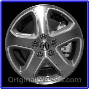 OEM Acura TL Rims Used Factory Wheels From OriginalWheelscom - 2003 acura tl rims