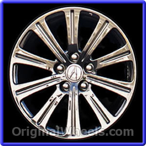 OEM 2013 Acura TL Rims  Used Factory Wheels from OriginalWheelscom