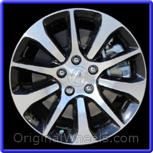 OEM 2015 Acura TLX Rims - Used Factory Wheels from OriginalWheels.com