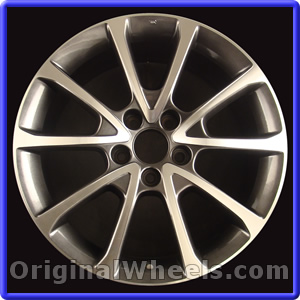 OEM 2015 Acura TLX Rims Used Factory Wheels From