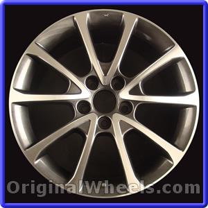 OEM Acura TLX Rims Used Factory Wheels From OriginalWheelscom - Acura stock rims