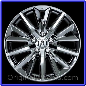 OEM Acura TLX Rims Used Factory Wheels From OriginalWheelscom - Acura oem wheels