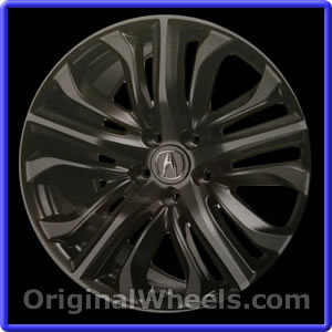 Oem 2016 Acura Tlx Rims Used Factory Wheels From