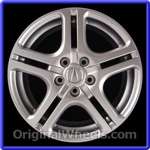 Acura  2004 on Oem 2007 Acura Tsx Rims   Used Factory Wheels From Originalwheels Com