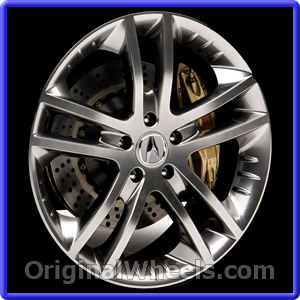 Acura Rims on Oem 2007 Acura Tsx Rims   Used Factory Wheels From Originalwheels Com
