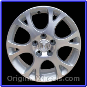 oem 2006 acura tsx rims used factory wheels from. Black Bedroom Furniture Sets. Home Design Ideas