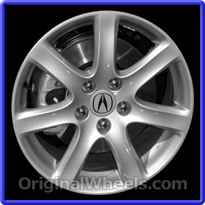 2005 Acura  on Wheel Part Number 71731 2004 2005 Acura Tsx Size 17