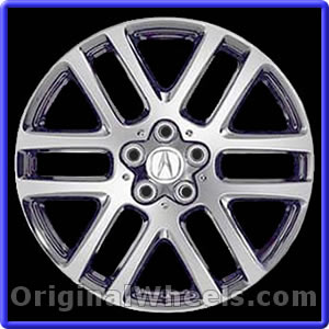 Acura on Oem 2012 Acura Zdx Rims   Used Factory Wheels From Originalwheels Com