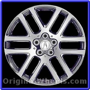 OEM Acura ZDX Rims Used Factory Wheels From OriginalWheelscom - Acura oem wheels