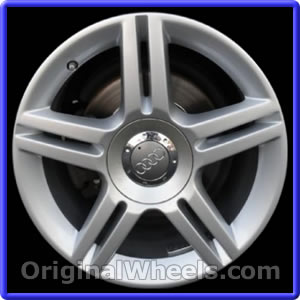 OEM 2008 Audi A4 Rims - Used Factory Wheels from ...