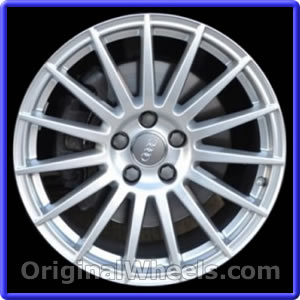 OEM 2011 Audi A4 Rims - Used Factory Wheels from OriginalWheels.com