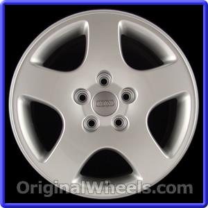 OEM 2001 Audi A4 Rims - Used Factory Wheels from ...
