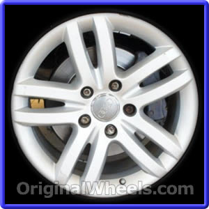 OEM 2011 Audi Q7 Rims - Used Factory Wheels from