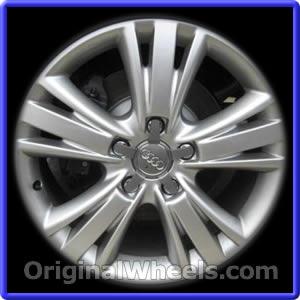OEM 2013 Audi Q7 Rims - Used Factory Wheels from OriginalWheels.com