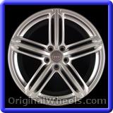 OEM 2015 Audi Q7 Rims - Used Factory Wheels from OriginalWheels.com
