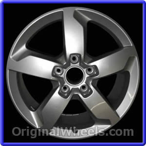 OEM 2015 Audi Q7 Rims - Used Factory Wheels from