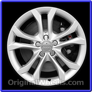 audi wheels in rims now mag twin spoke mags inch stock alloy