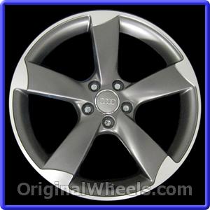 Oem 2013 Audi S4 Rims Used Factory Wheels From Originalwheels Com