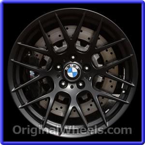 OEM BMW SeriesM Rims Used Factory Wheels From - 2011 bmw rims
