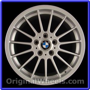 Oem 2007 Bmw 323i Rims Used Factory Wheels From Originalwheels Com