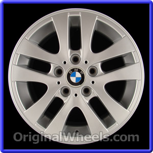 oem 2011 bmw 328i rims used factory wheels from. Black Bedroom Furniture Sets. Home Design Ideas