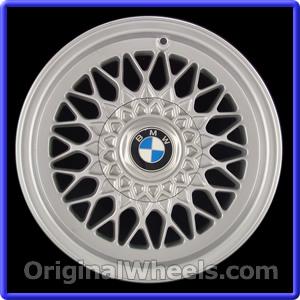 Oem 1990 bmw 525i rims used factory wheels from originalwheels 1989 1995 bmw 525i publicscrutiny Choice Image