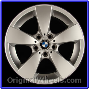 Bmw Bolt Pattern >> Oem 2009 Bmw 528i Rims Used Factory Wheels From Originalwheels Com