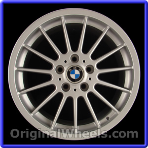 OEM 1997 BMW 540i Rims  Used Factory Wheels from OriginalWheelscom