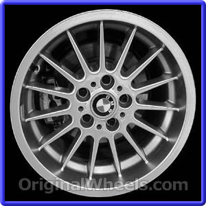 Oem Bmw Wheels >> Oem 1997 Bmw 540i Rims Used Factory Wheels From Originalwheels Com