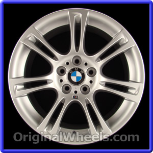 71515 Used BMW 535i 2011-2016 19 inch Front Wheel Rim OEM Machined