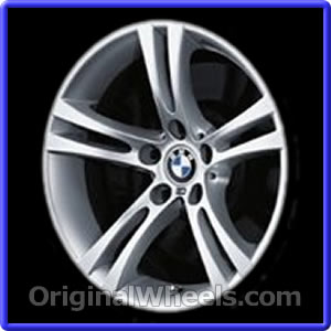 oem 2009 bmw m5 rims used factory wheels from. Black Bedroom Furniture Sets. Home Design Ideas